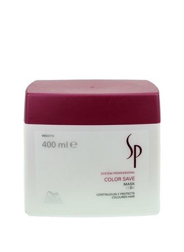 Sp Man SP Color Save Boyalı Saç Bakım Maskesi 400 ml Renksiz